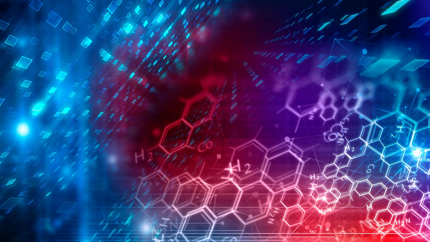 Chemical science background