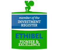 Ethibel Sustainability Index Pioneer and Excellence Registers