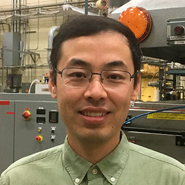 Liang He - Metals Processing R&D Engineer